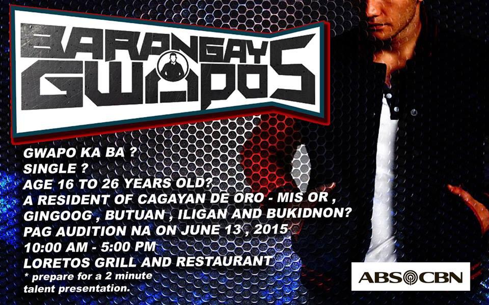 ABS CBN Barangay Gwapo 2015 search on