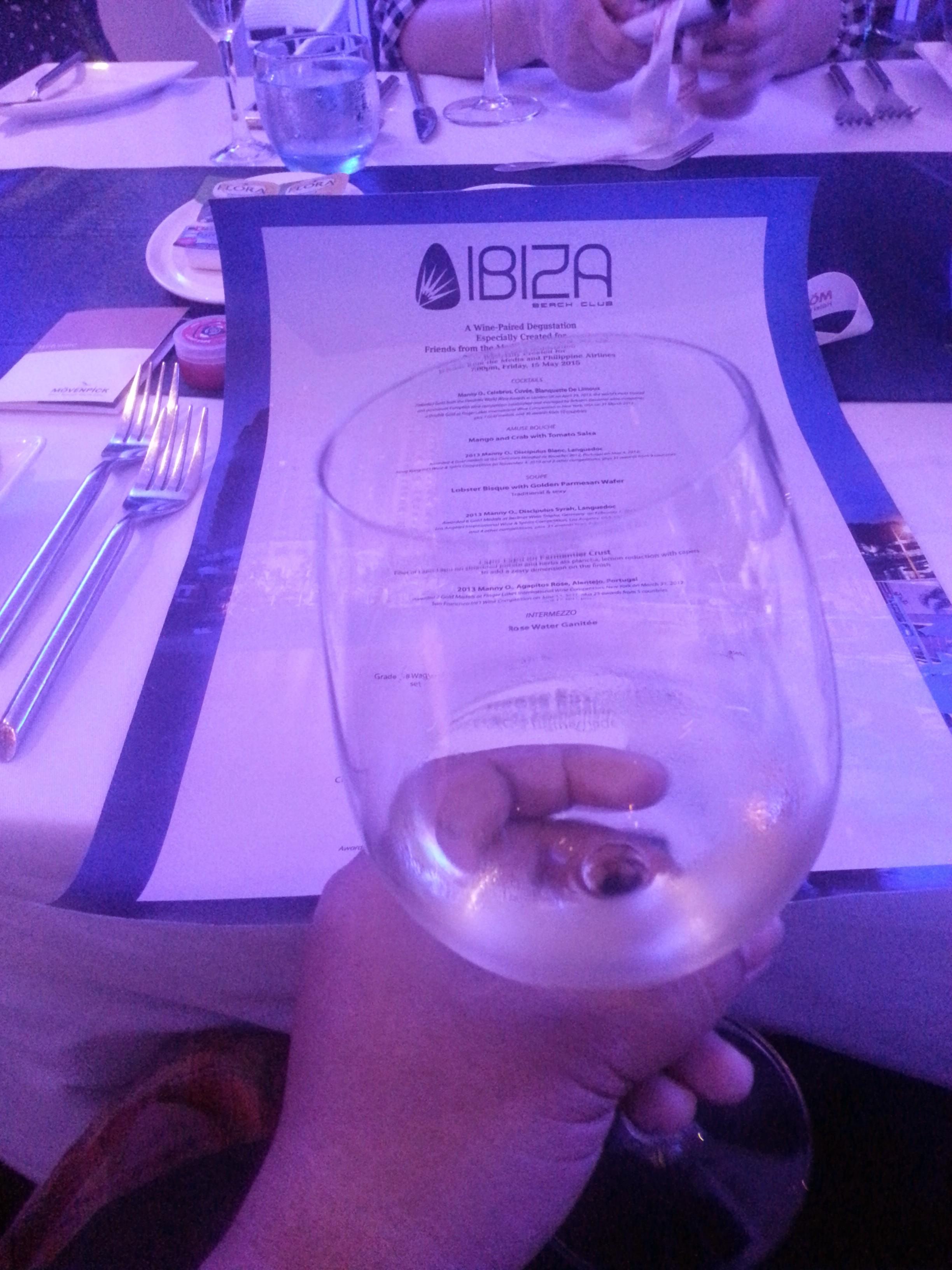 That Amazing Wine-Paired Degustation At Movenpick Resort Cebu