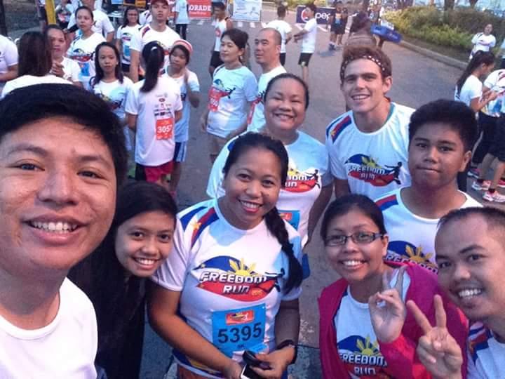 Surviving my first ever fun run – Freedom Run 2015 CDO