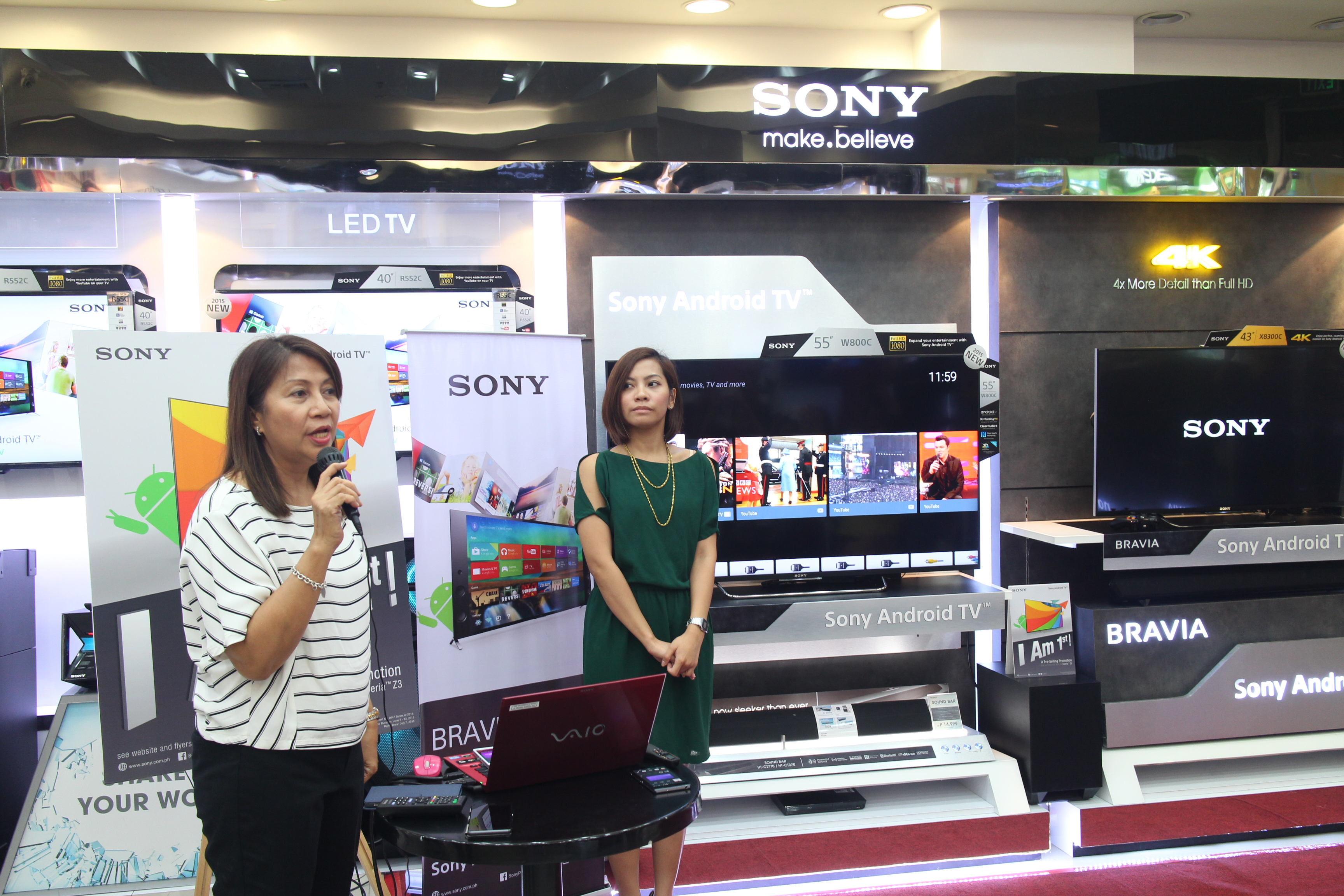 Meet the new Sony Bravia TVs powered by Android