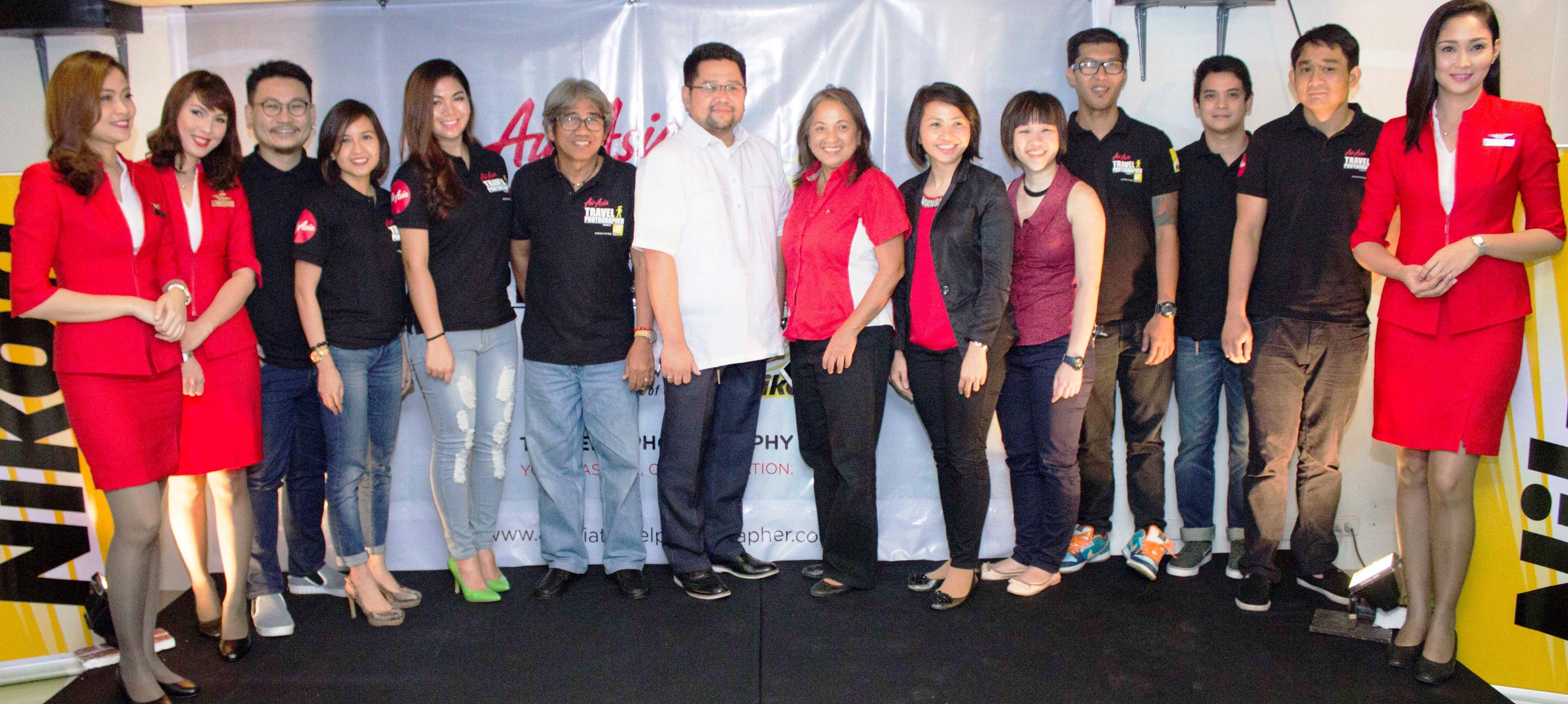 AirAsia, Nikon launch #IamAirAsiaTravelPhotographer contest