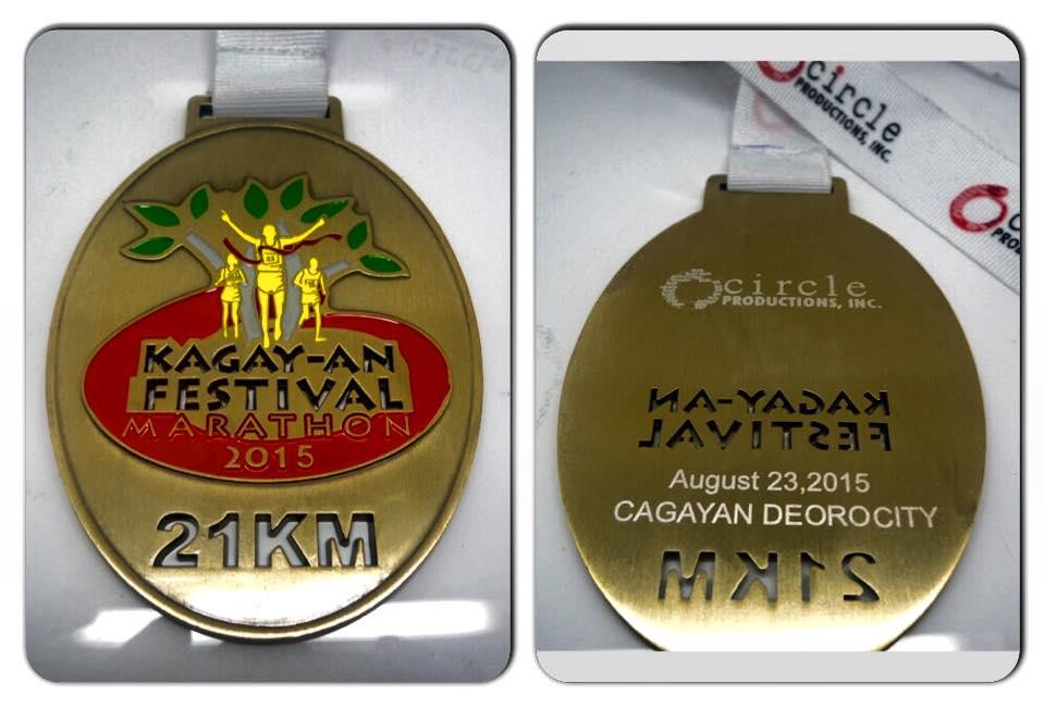 Kagay-an Festival Marathon 2015