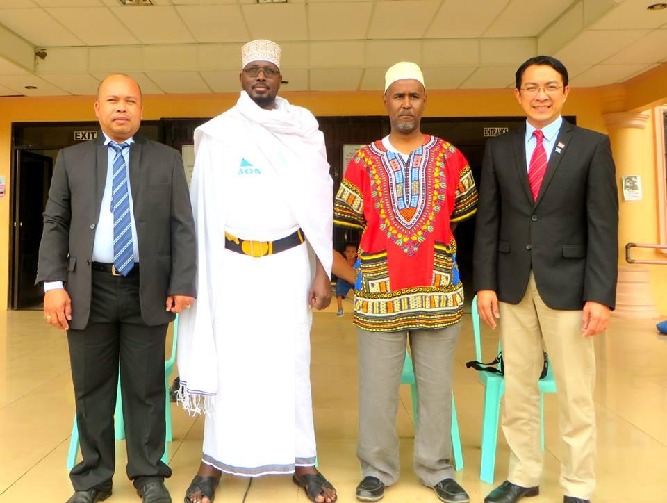 Somalia, Africa and Cabanglasan, Bukidnon sign sister LGU agreement