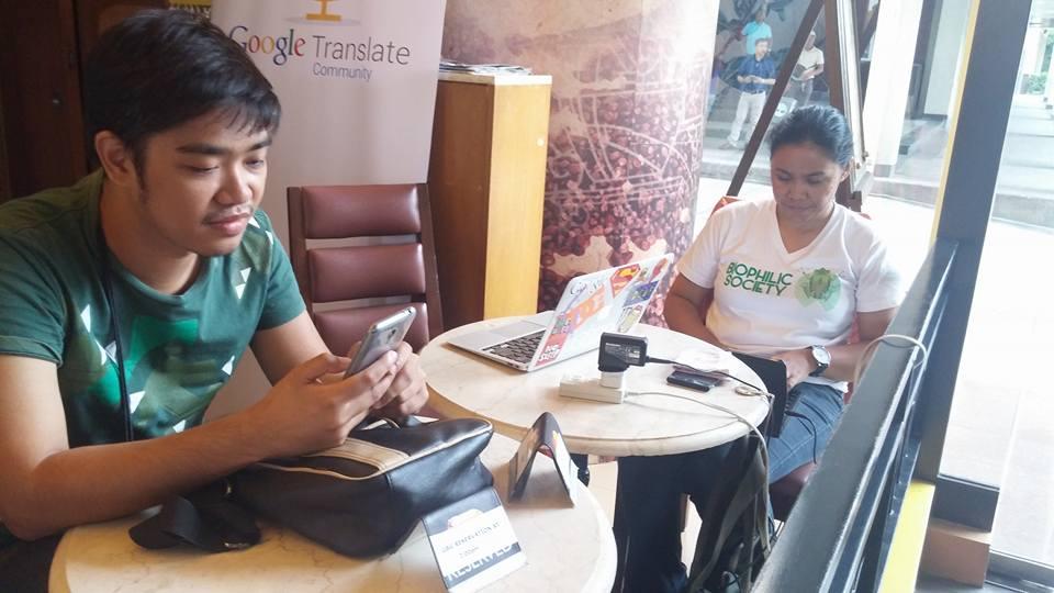 Joining the Google Translate marathon in CDO