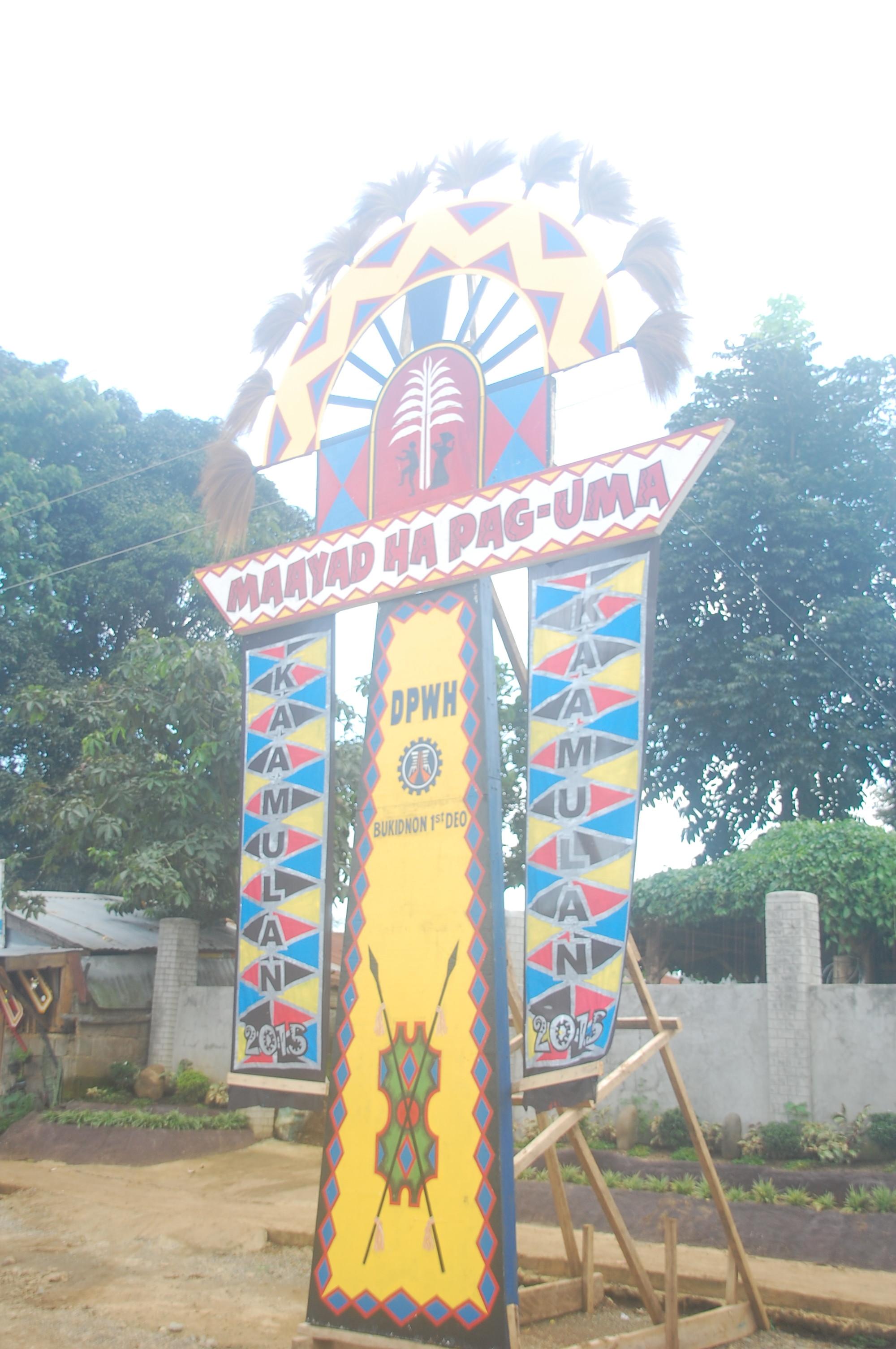 Photos: Kaamulan Festival 2015 at Grandstand Malaybalay Bukidnon
