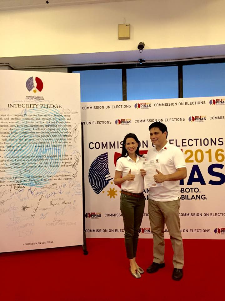 Migz Zubiri to run for Senate anew, as Poe-Chiz guest candidate