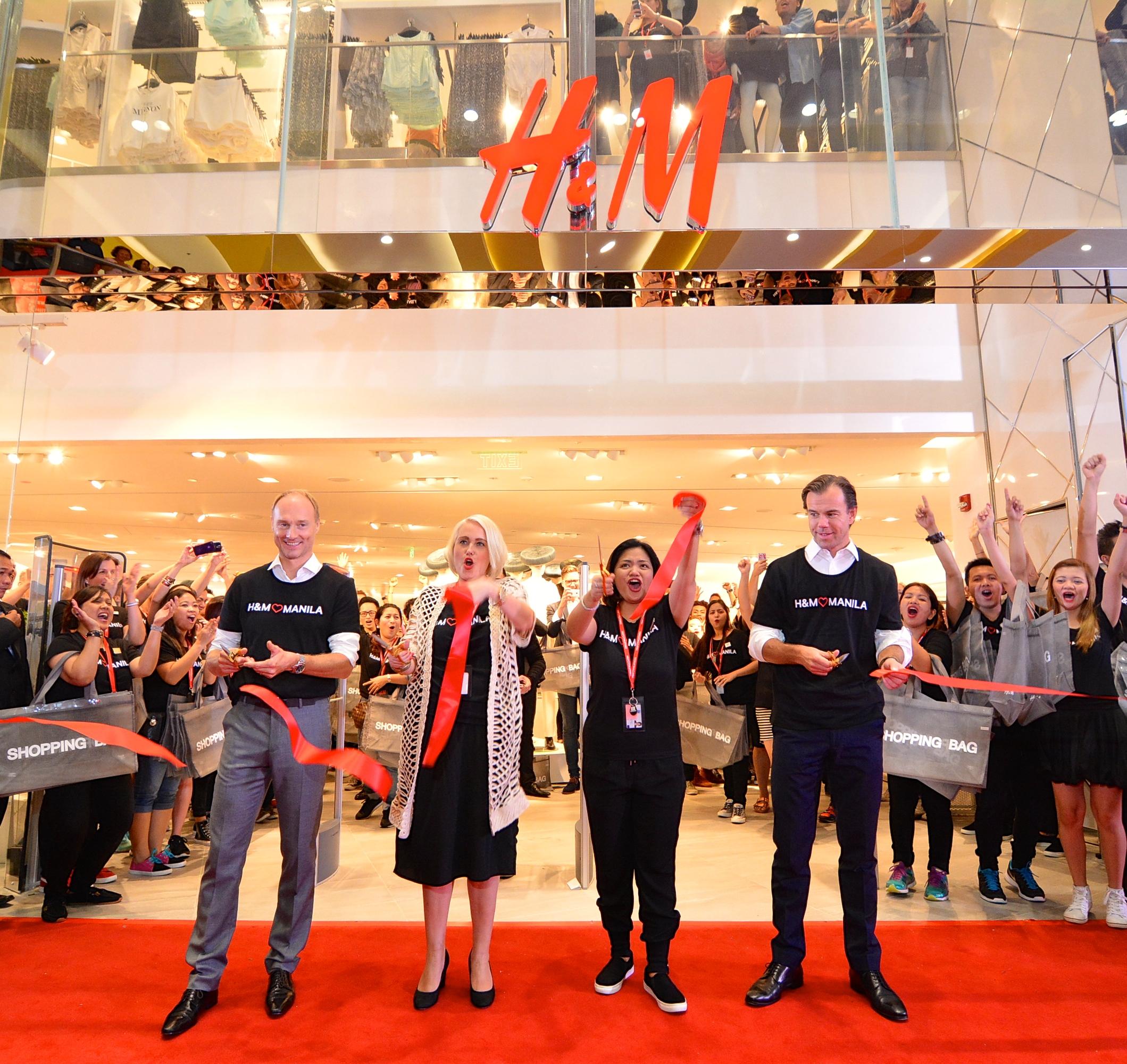 H&M #CDO – What it will be like to be a part of the team
