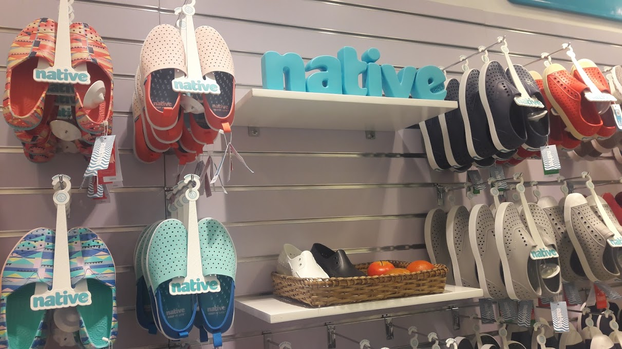 How Native Shoes will make you say YES to the mess!