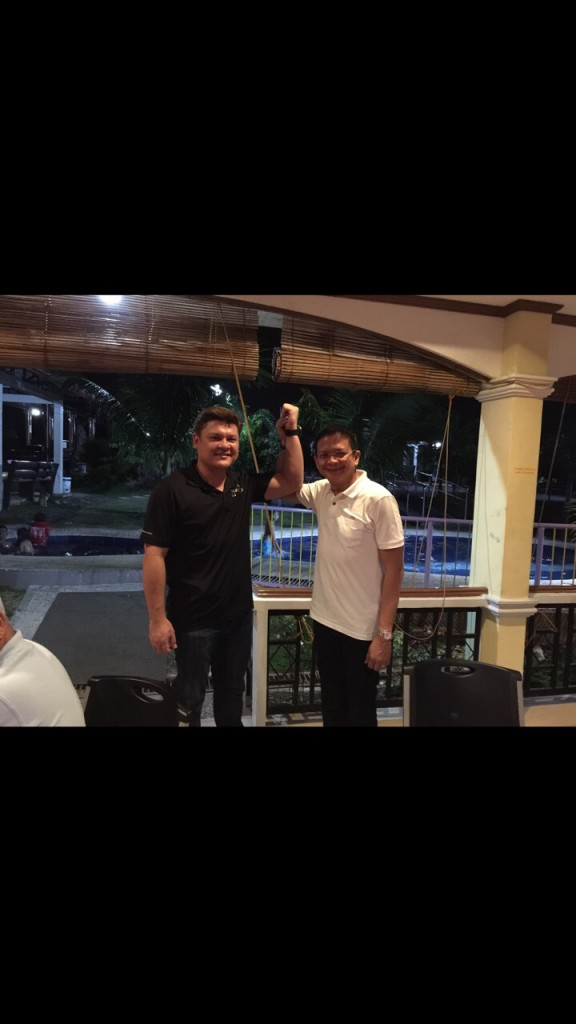 Duterte son endorses Chiz Escudero for Vice President