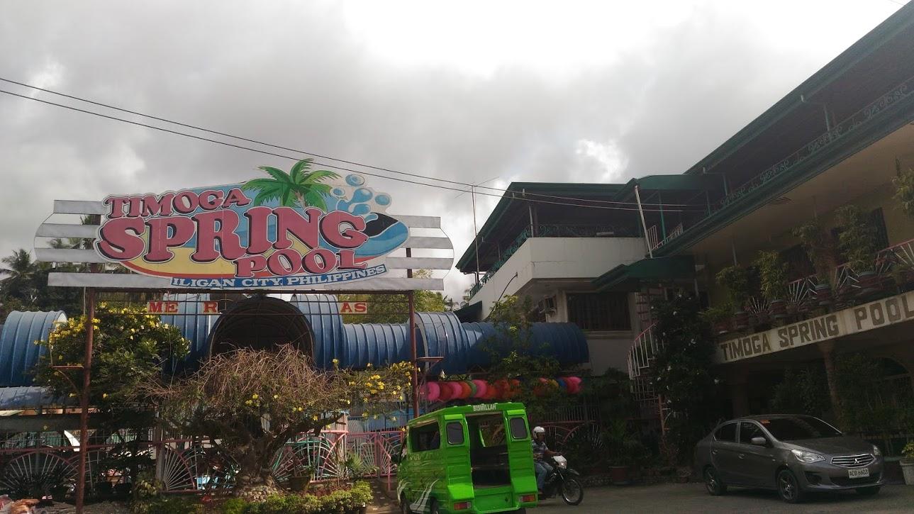 Iligan City Day Trip idea: Timoga Spring Pools