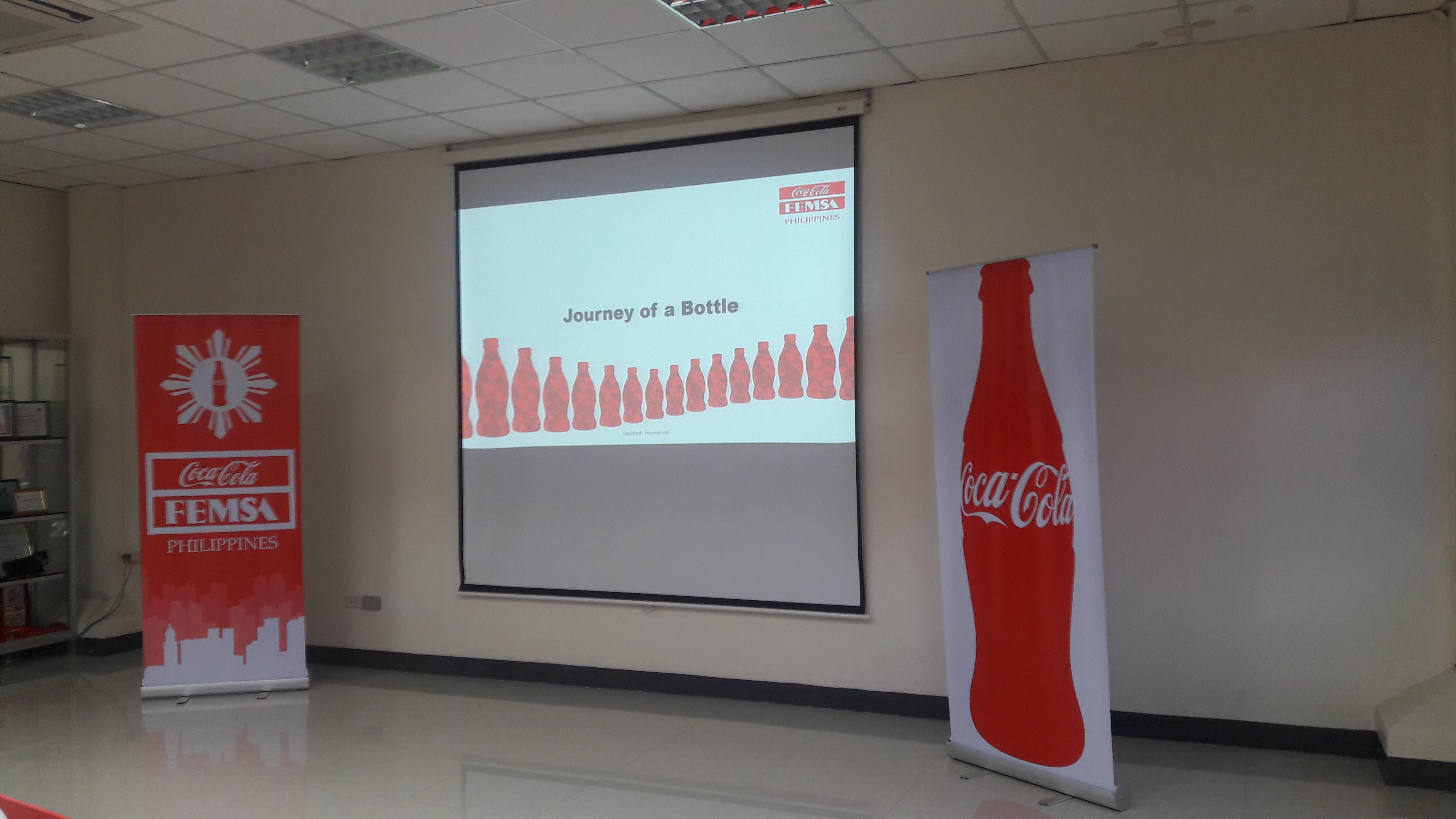 Touring the Coca Cola Misamis Oriental Philippines plant