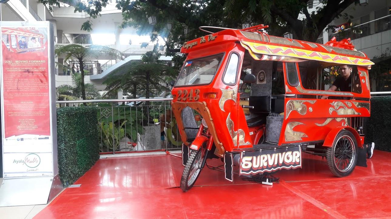 LOOK: The iconic motorela of Cagayan de Oro Philippines