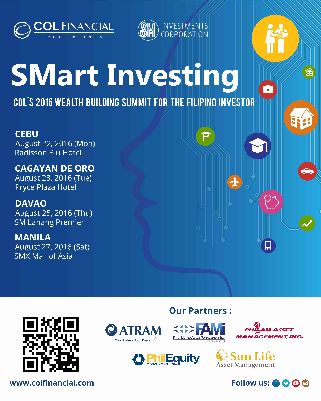 Attend these wealth building seminars in Davao, CDO and Cebu