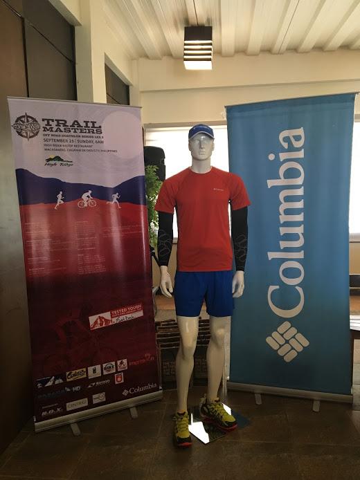 Columbia sponsors Trail Masters Off Road Duathlon CDO