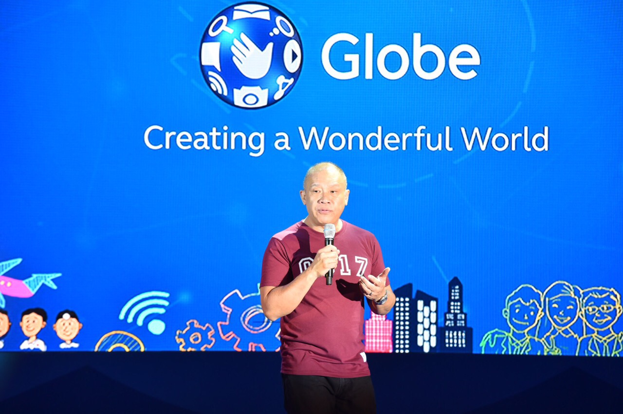 Globe Telecom to deploy more 700 MHz LTE sites, target increase is 300%