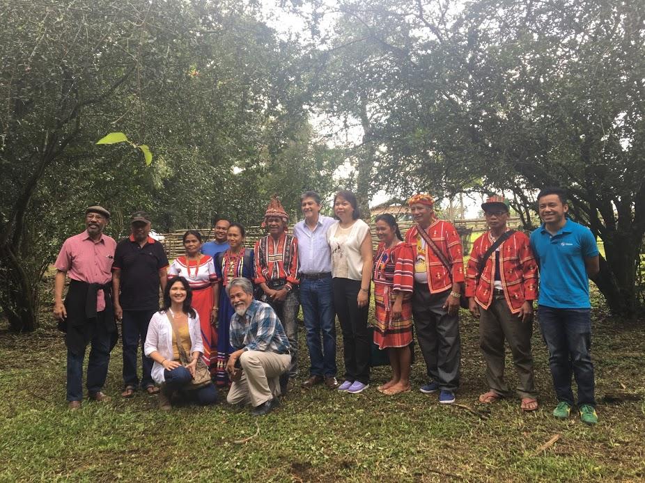 "Globe Telecom, Hineleban Foundation lead ""Rainforestation"" and livelihood program for IPs in Bukidnon, Lanao del Sur"