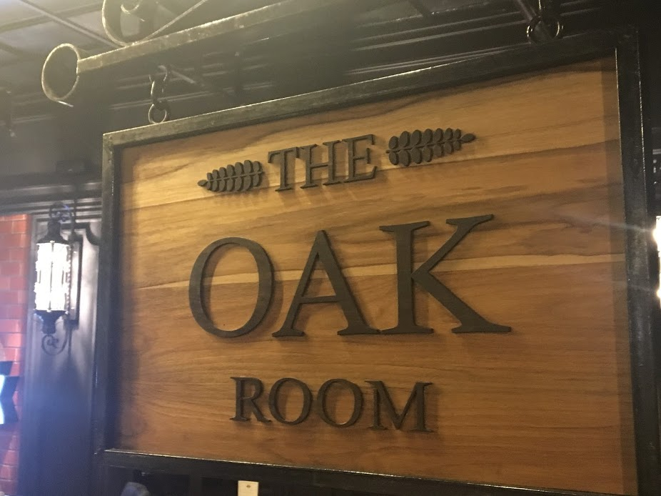 When In CDO: Check out The Oak Room whisky bar