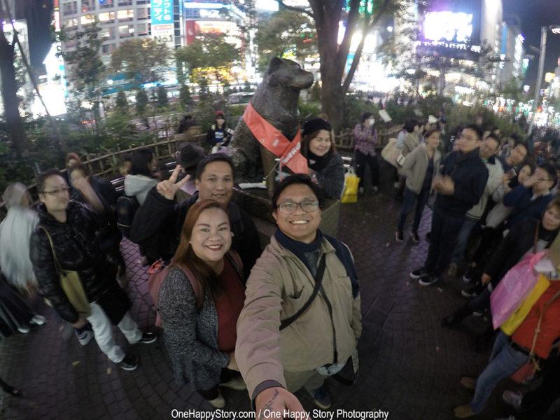 shibuya crossing japan