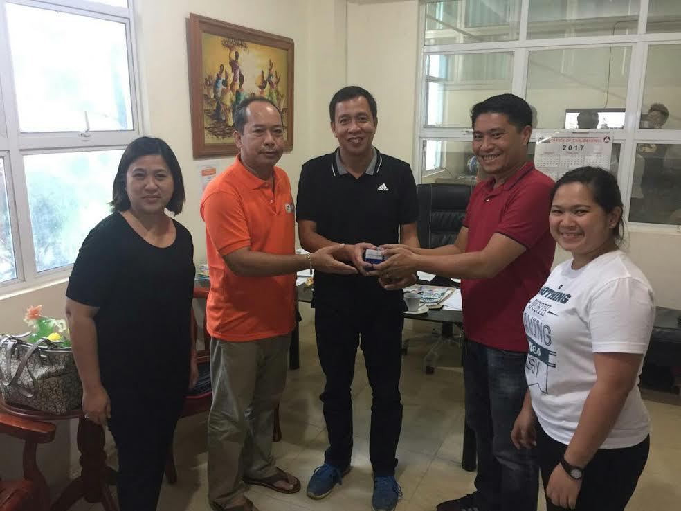 Globe Telecom extends help to Surigao quake victims