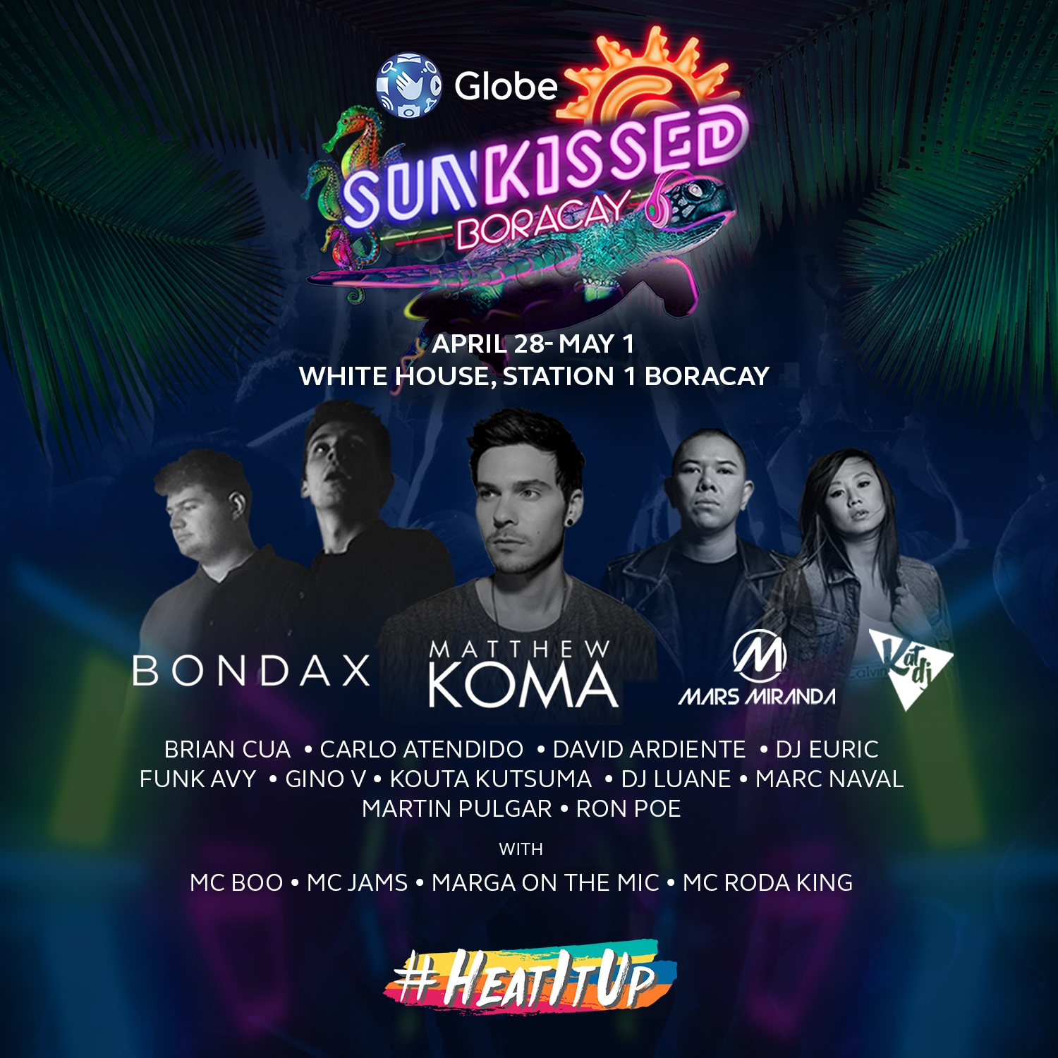 Why you should spend Labor Day weekend with #GlobeBoracay