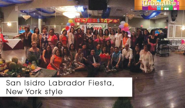 San Isidro Labrador Fiesta, New York style