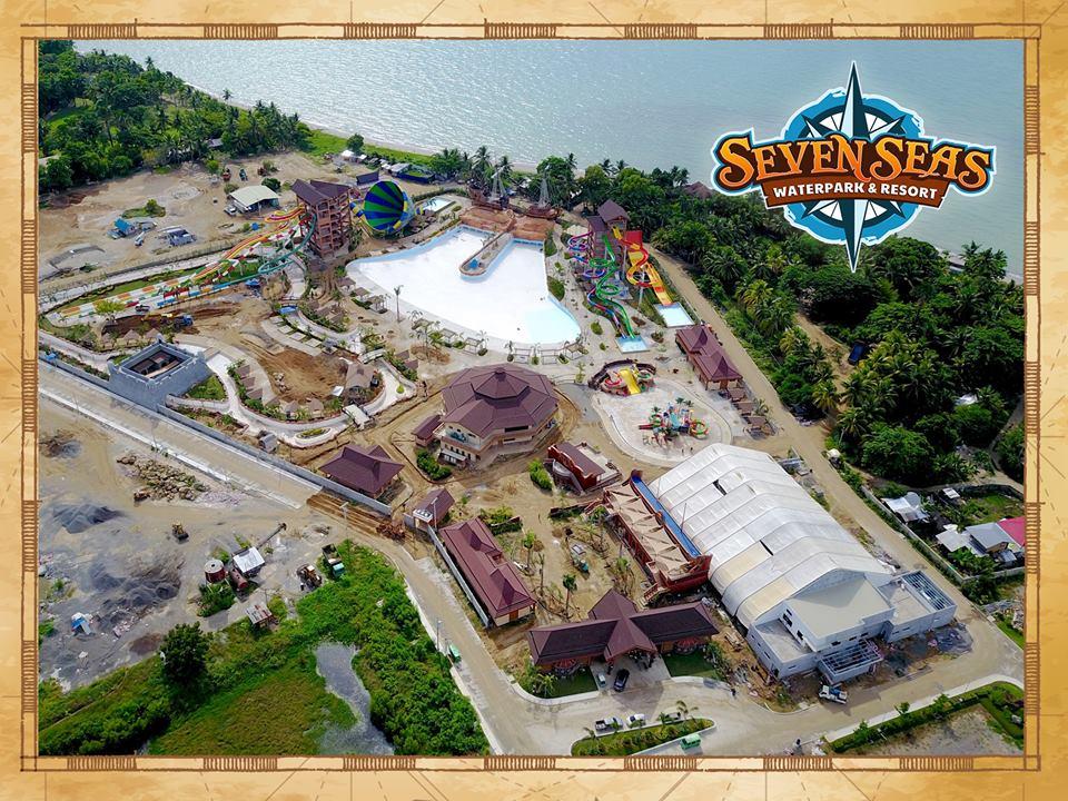 Seven Seas Waterpark CDO throws shade at Cartoon Network and Six Flags theme parks