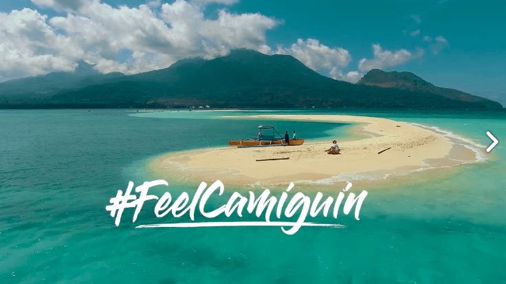 #FeelCamiguin