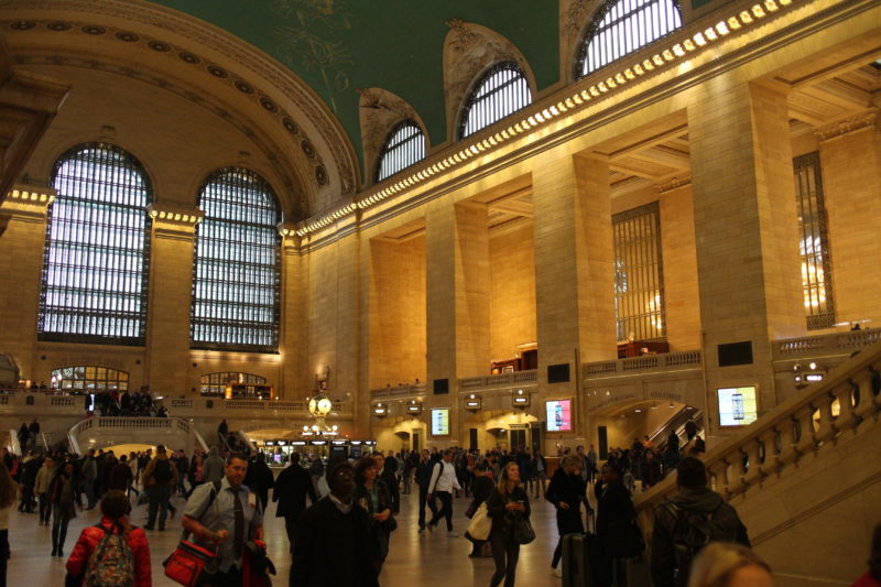 grand central station terminal new york city nyc