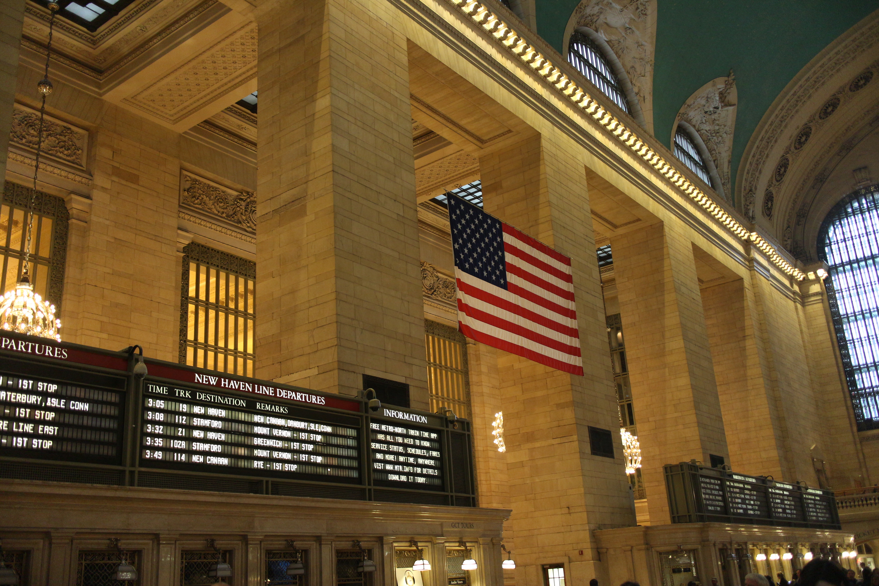 Grand Central Station New York – what to do, see, eat