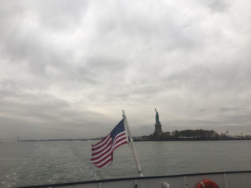 staten island ferry new york city