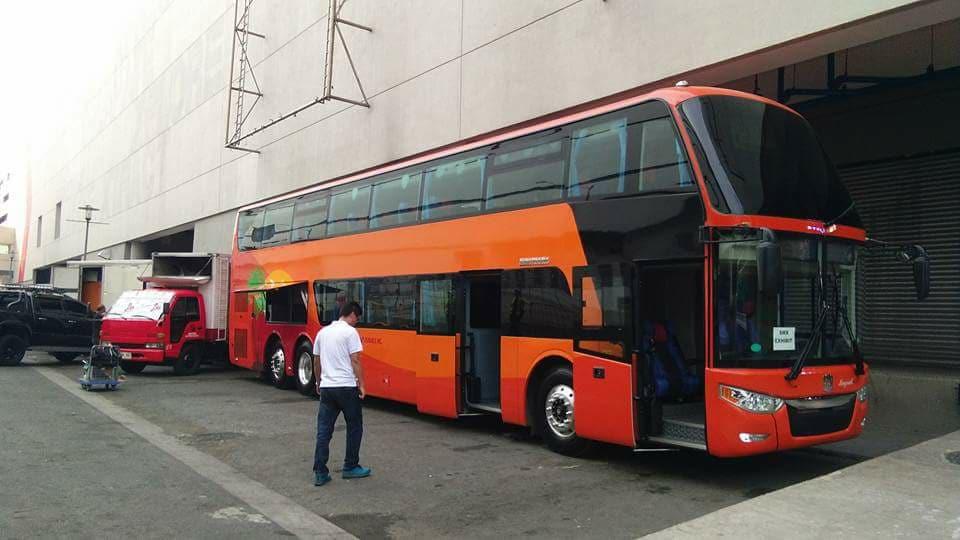 Double-decker buses soon to ply Cagayan de Oro to Bukidnon route