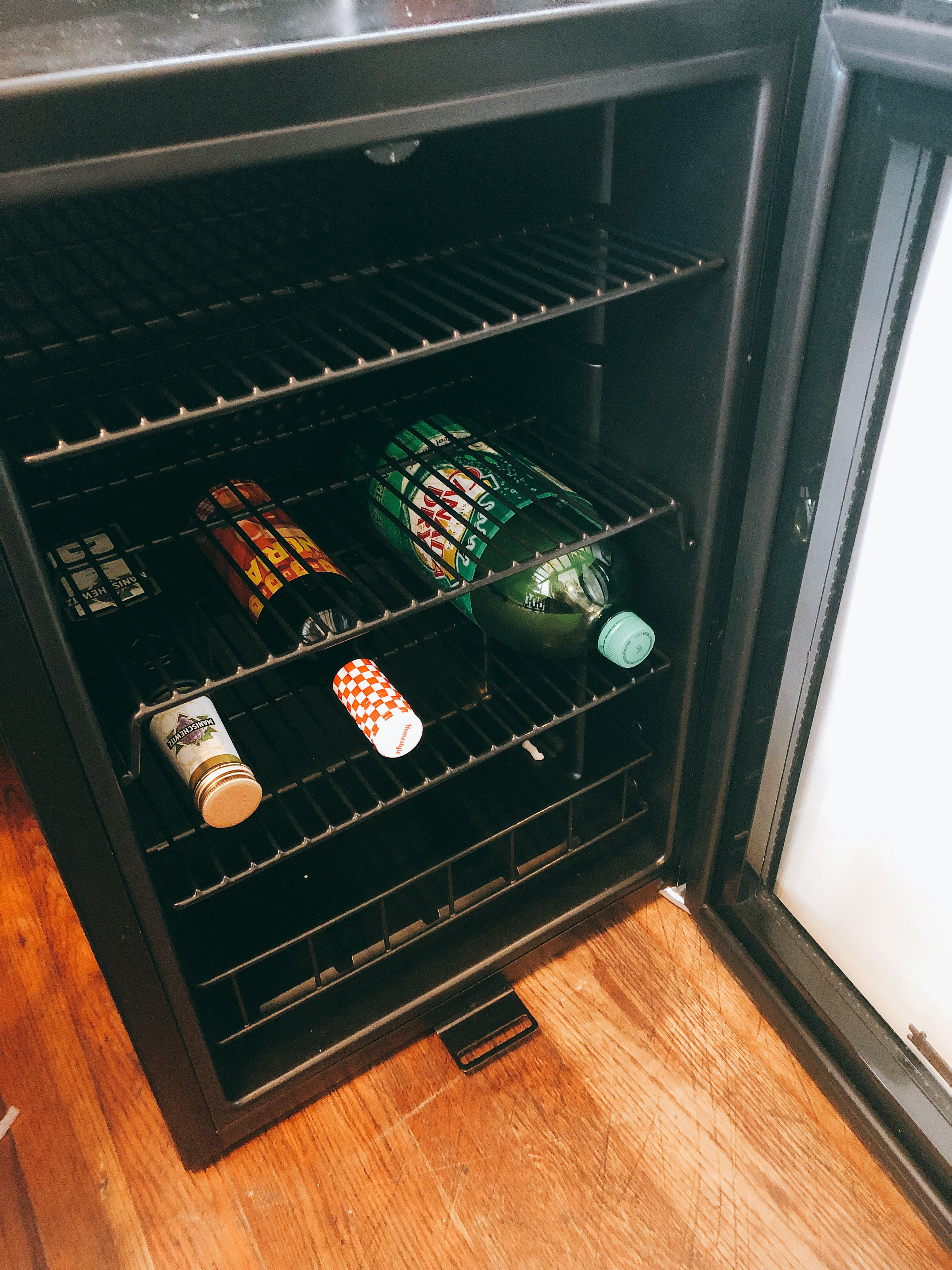 How I keep 90 cans of soda, beer (and wine bottles) deliciously COLD
