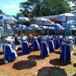 No covered court? No problem! Mindanao school gets creative