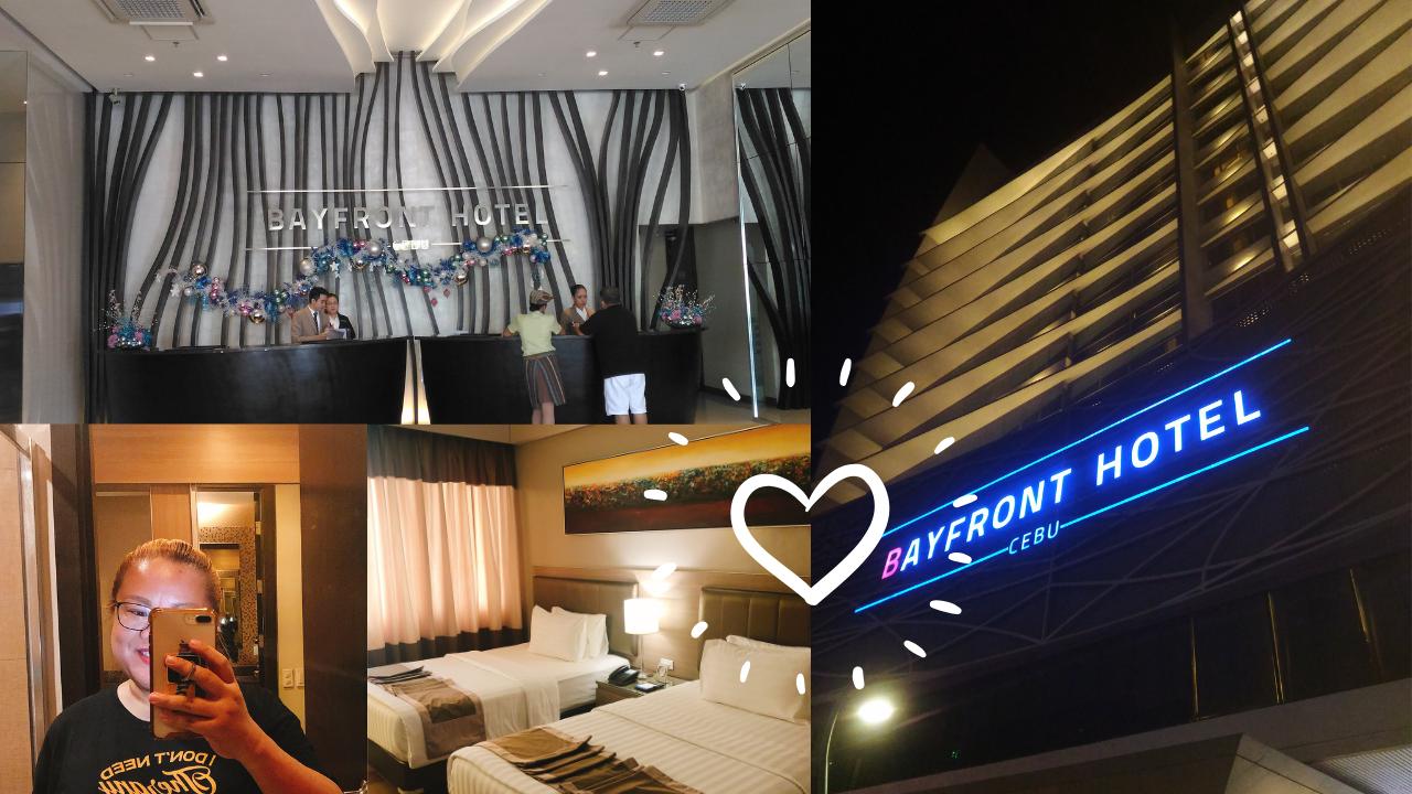 Returning to Bayfront Hotel Cebu