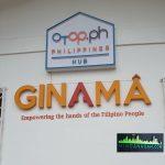 LOOK: GINAMA pasalubong center in Cagayan de Oro
