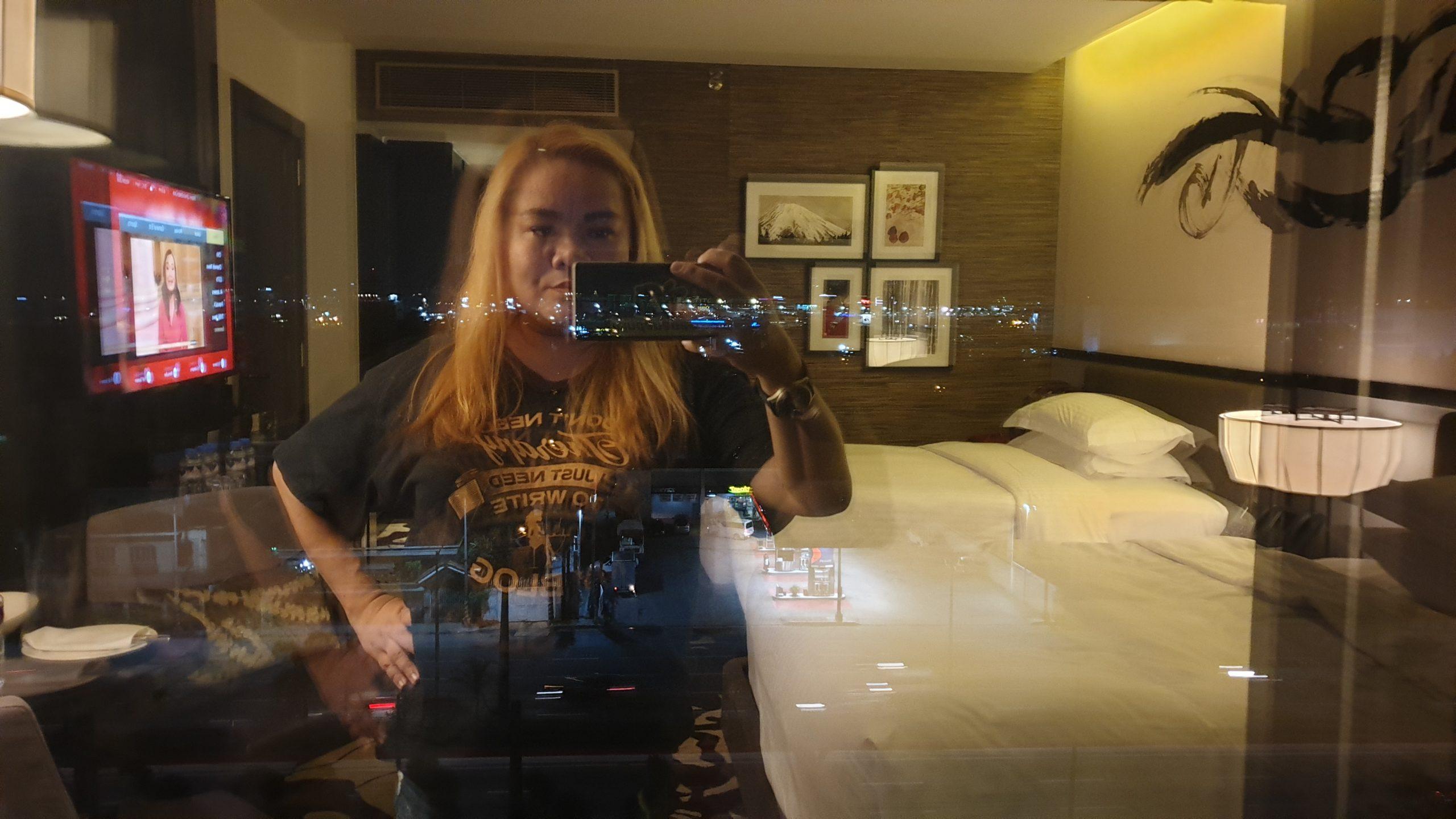 My dreamy room at City of Dreams – Nobu Hotel Manila