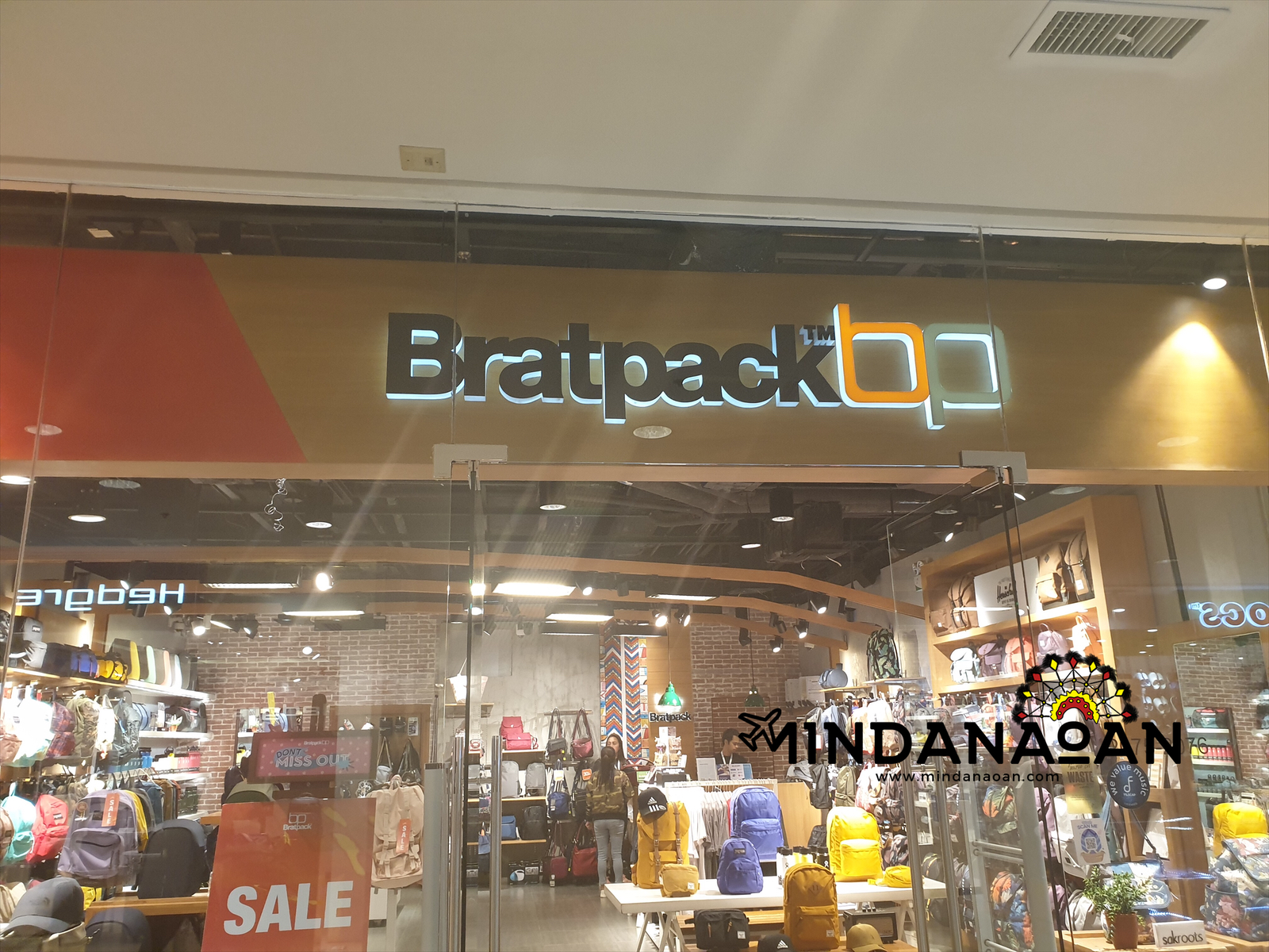 Bratpack to open in Robinsons Place Valencia