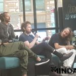 Meeting Incubus and telling Brandon Boyd what I've always wanted to say