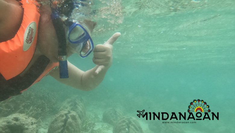 Snorkeling At Camiguin Giant Clam Sanctuary