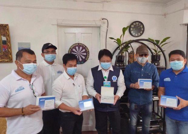 Mindanao gets 6,000 COVID-19 test kits from Senator Migs Zubiri
