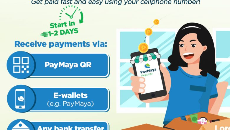 Get paid using your phone | Negosyo app lets you receive online, QR payments