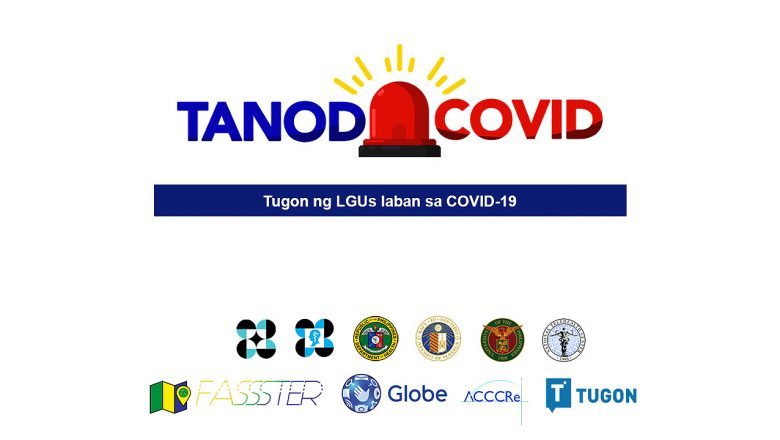LOOK: TanodCOVID, an SMS-based platform to trace suspected COVID-19 cases