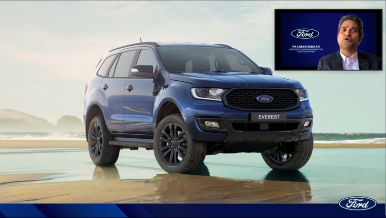 LOOK: The new Ford Everest Sport 2020 (what a beauty)