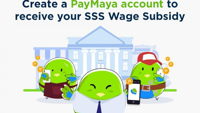 Qualified for the Small Business Wage Subsidy? Receive funds via Paymaya