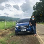 Easy city to mountain driving aboard the Ford EcoSport