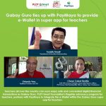 Gabay Guro partners with PayMaya, provides these amazing features for teachers
