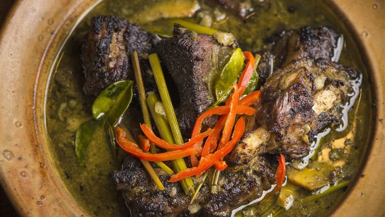 LOOK: these savory Mindanao heritage dishes at Cucina Higala