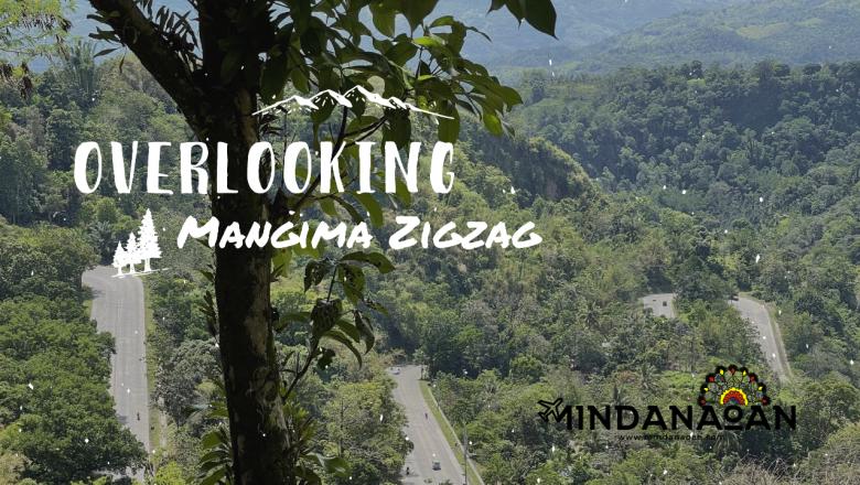"Overlooking Mangima zigzag ""bitukang manok"" Manolo Fortich Mindanao"