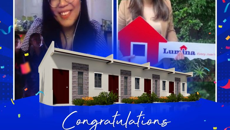 Himig 11th Edition grand winner receives Lumina Homes house and lot