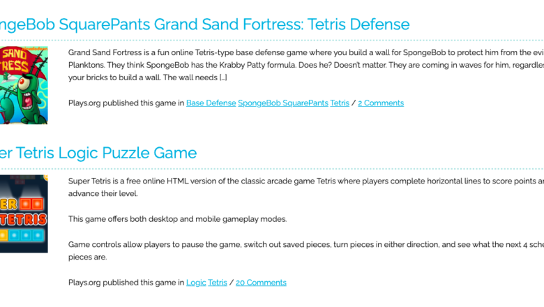 My guaranteed stress-buster: Free browser-based online games